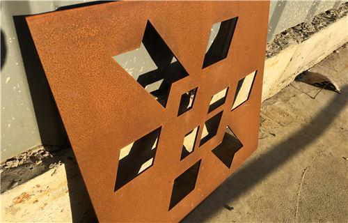 耐候钢板生锈药水银川厂家产品可靠