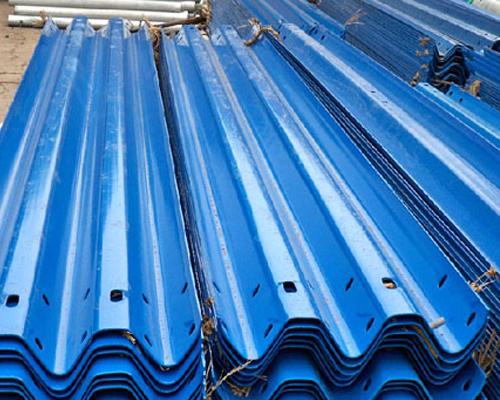 果洛镀锌公路波形护栏生产厂家