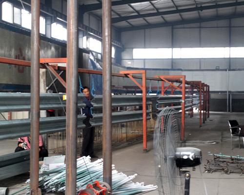 海北绿色高速护栏包工包料厂家