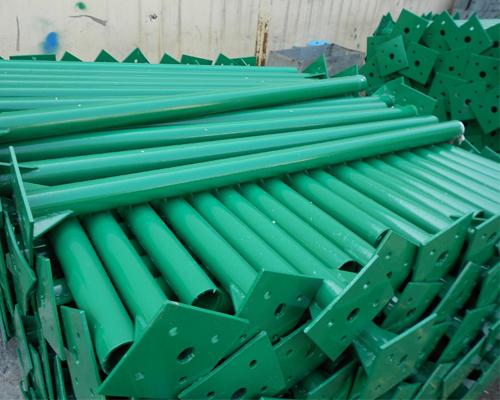 海南加强型高速防撞护栏生产厂家