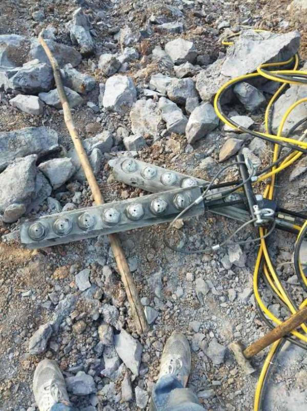 安徽省蚌埠低成本巖石破裂機