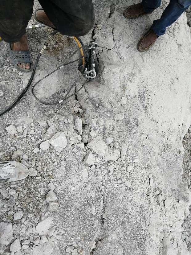湖南小型岩石劈裂机价格