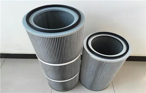 福建省粉尘回收滤芯生产地