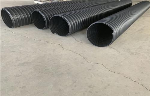安徽hdpe钢带管工艺材质及用途介绍
