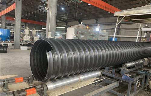 辽宁省hdpe钢带增强缠绕管使用寿命长