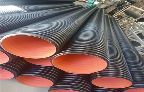 安徽省蚌埠高密度聚乙烯hdpe雙壁波紋管怎么接