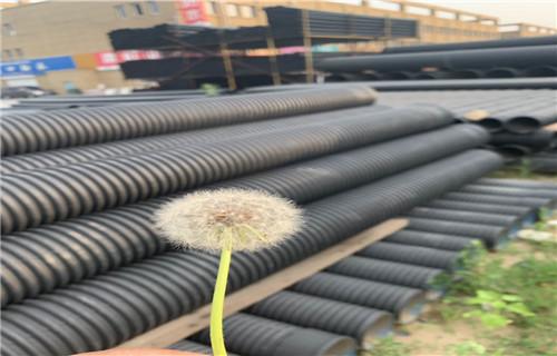 安徽省蚌埠高密度聚乙烯hdpe雙壁波紋管廠家在哪?