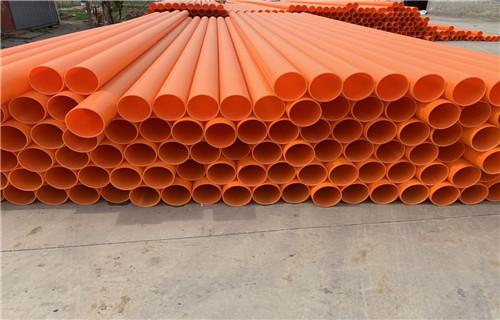 湖南省mpp电缆顶管护套管专注给水管生产与销售
