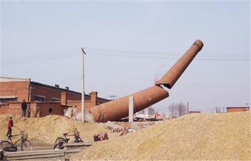 湖南人工拆除烟囱公司-欢迎您光临