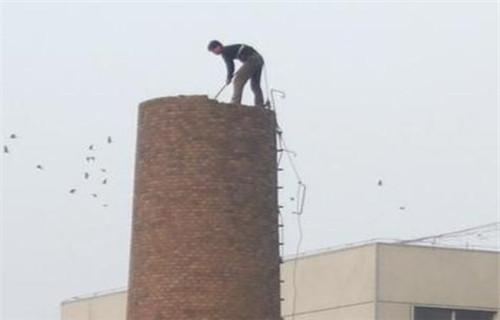 辽宁35米锅炉烟囱拆除公司具备资质