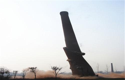 宁德120米砼烟筒拆除多少钱一米欢迎您光临