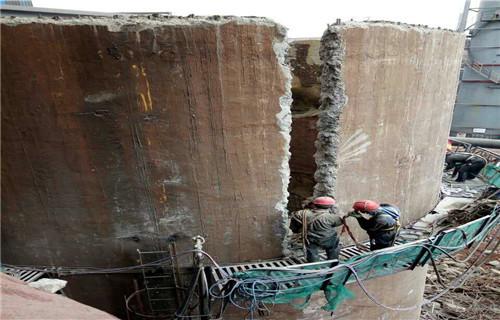 甘肃170米水泥烟囱拆除价格