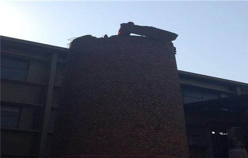 莆田45米砖烟囱拆除公司技术卓越