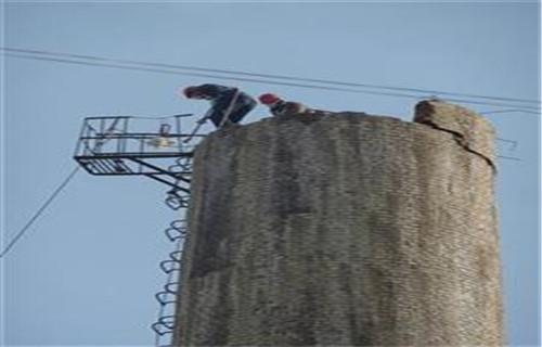 西藏35米锅炉烟囱拆除公司乡政施工