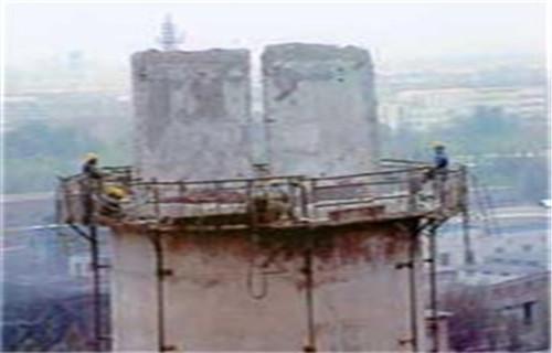 黔西南30米烟囱拆除公司新闻指导