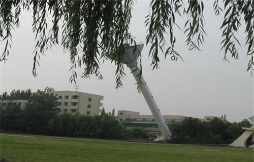 西宁砖厂烟囱维修加固施工高效益