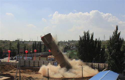 锦州人工拆60米烟囱需要多少钱/欢迎访问