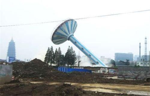 安庆60米高烟囱人工拆除施工来电详询