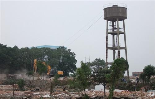 江西砖厂烟囱维修加固施工新闻报道