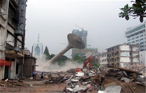 黔西南砖烟囱拆除公司价格——欢迎访问