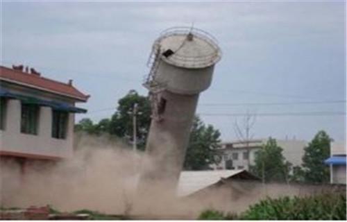 宁德专业拆除60米高烟囱公司量大优惠
