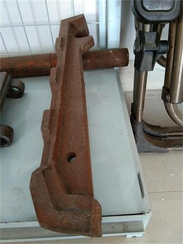湖南三爪炉排片专业生产各种锅炉配件锅炉配件机械厂专业生产