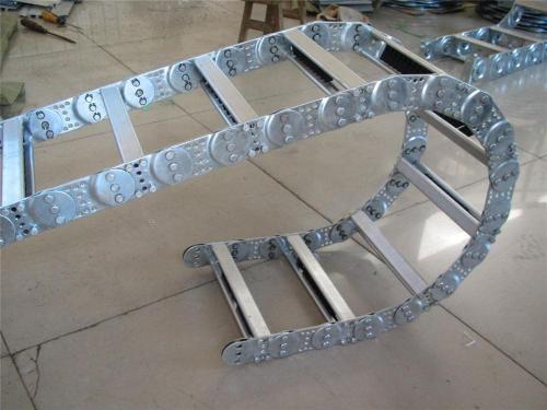 西丰钢制电缆坦克链