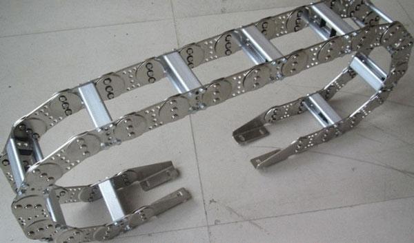 湖南钢厂电缆坦克链