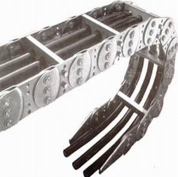 龙城钢制电缆坦克链