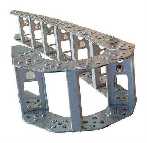 新闻:黄冈桥式钢制拖链用途