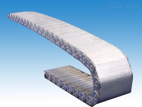 海南市钢制拖链规格