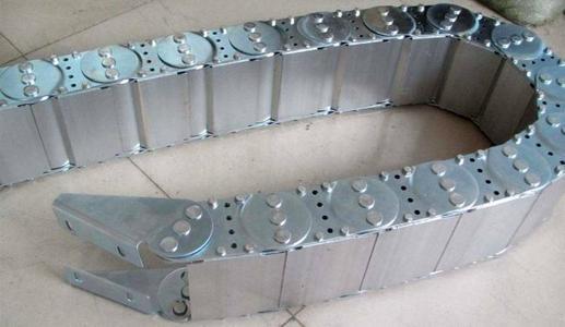 新闻:厦门钢厂专用钢制拖链批发商