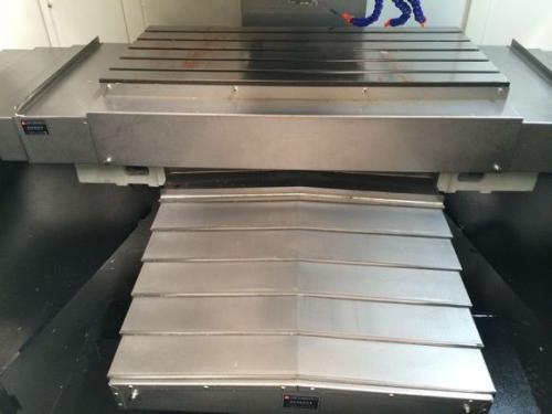 山东鲁南机床XHC715A机床导轨伸缩护板——产业发展良好