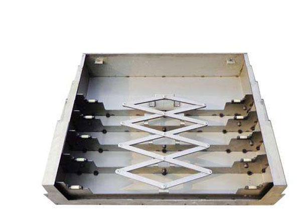 临沂大连机床导轨挡屑板自动化生产为主