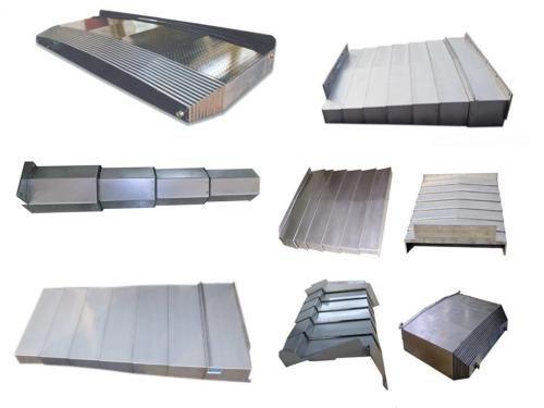 阳江卧式加工中心机床防护罩