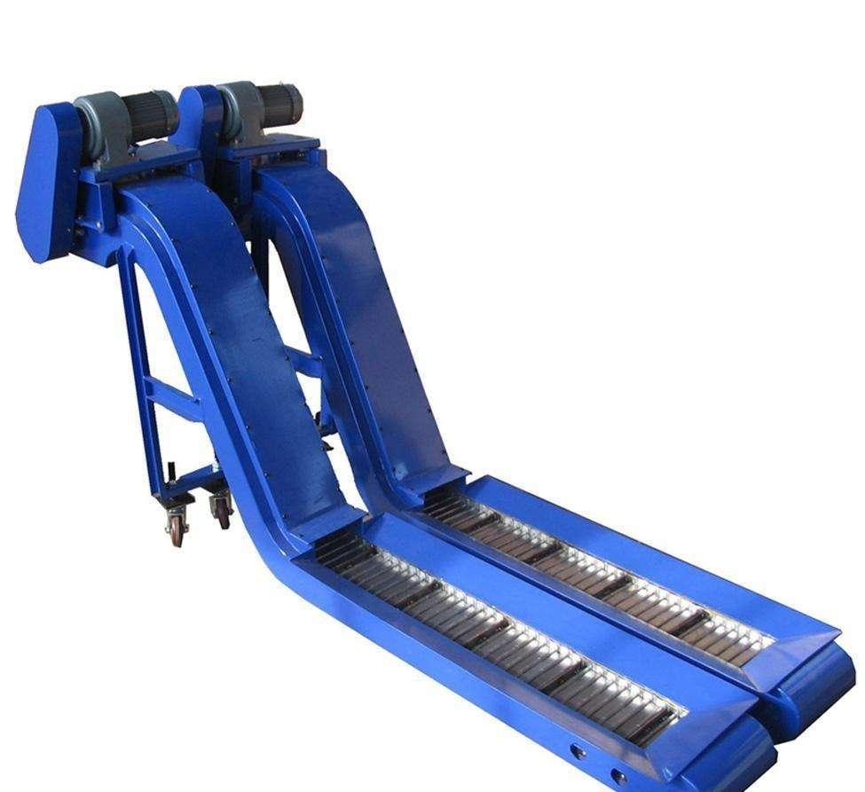 枣庄机械加工车间排屑机