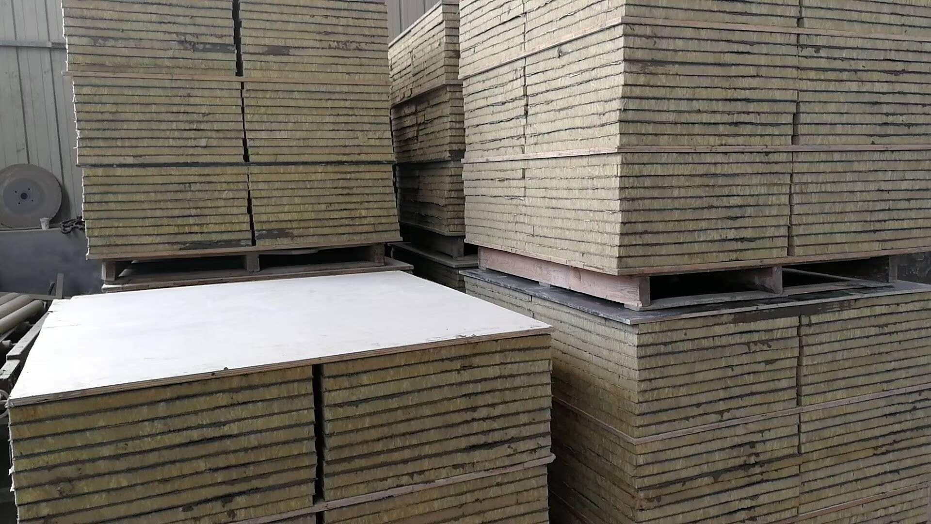 辽宁外墙岩棉复合板\玄武岩棉复合板厂家现货