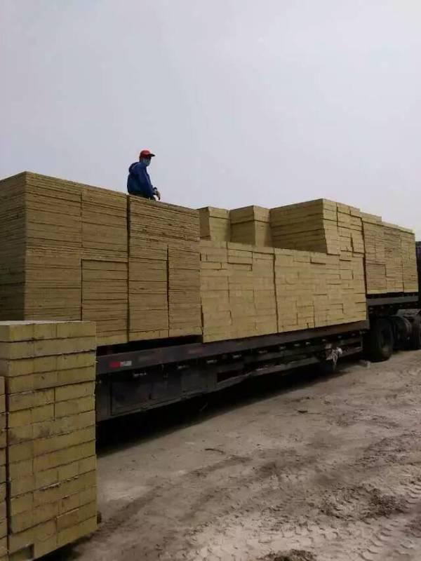 江苏外墙岩棉复合板\ 竖丝岩棉复合板厂家