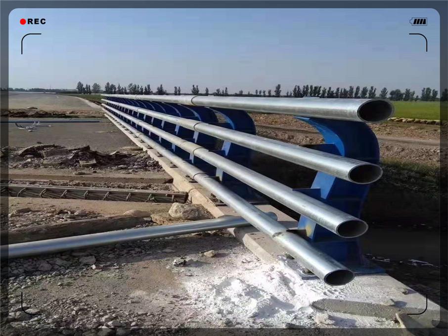 山东河道桥栏杆厂家生产