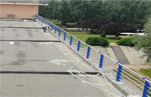 孝感公路桥梁护栏/碳钢栏杆定做