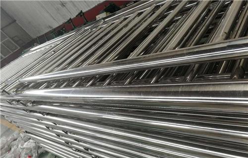 安康不锈钢碳素钢复合管人行道护栏/道路设施栏杆