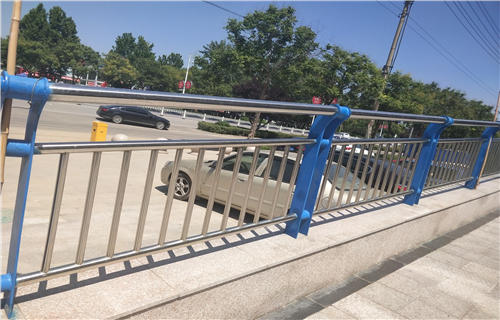 石家庄景观灯光护栏/道路设施栏杆