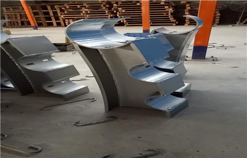 安庆桥梁栏杆厂家-304不锈钢复合管栏杆价格