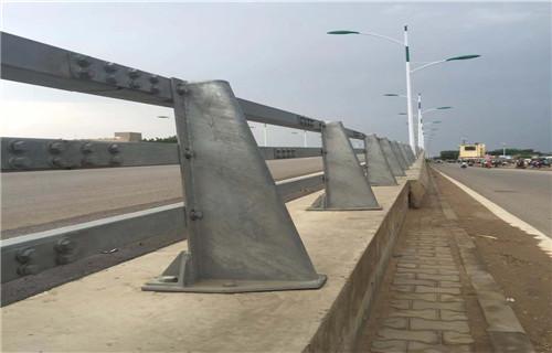 济南河道护栏市政工程施工方案
