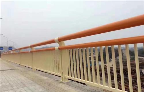 德州桥梁景观防撞护栏质量材质保证