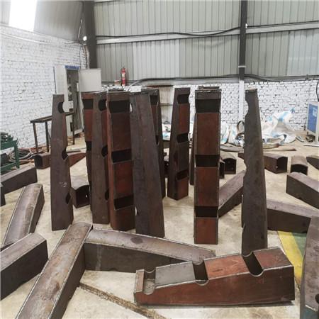 济南道路护栏铸铁立柱产品价格