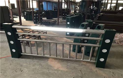 汉中桥梁防撞护栏产品价格
