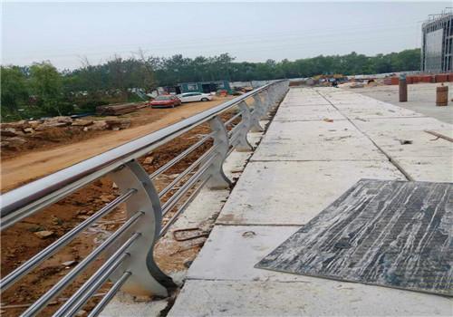 东营桥梁道路防撞护栏各种尺寸造型
