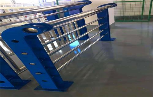 安徽不锈钢复合管扶手河道护栏重品质/讲