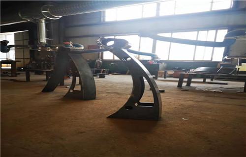 黔西南碳素钢复合管桥梁护栏样式繁多